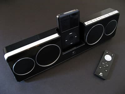 Review: Logitech Pure-Fi Anywhere Compact Speakers for iPod
