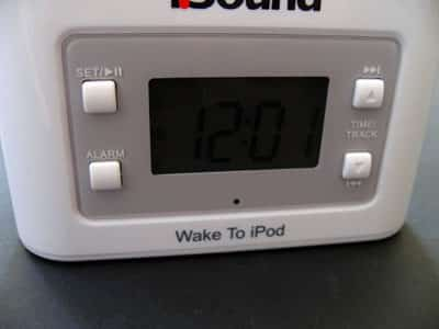 Review: dreamGear i.Sound TimeTravel Speaker System and Alarm Clock