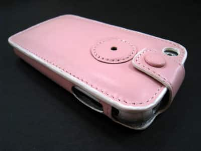 Review: PDair Leather Sleeve for Apple iPhone