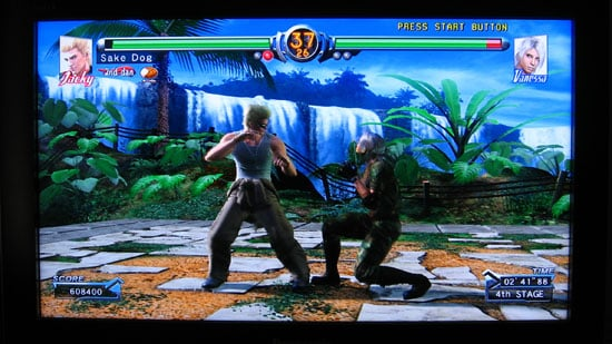 On HDTV, or, why VF5 finally justifies years of SDTV