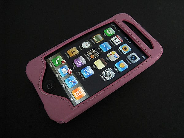 Review: Sena Cases LeatherSkin Case for iPhone/3G