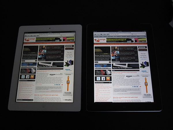 First Look: United SGP Steinheil Ultra Optics Screen Protector for iPad 2
