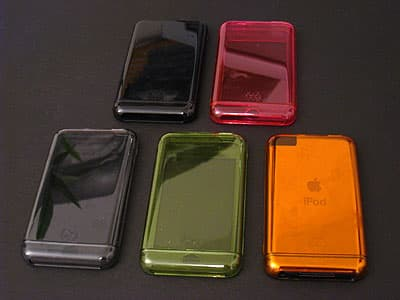 Review: Speck SeeThru for iPod touch