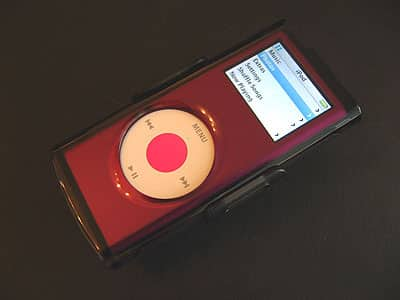 Review: Speck See-Thru Lucid Case for iPod nano 2G