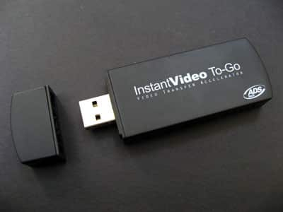 Review: ADS Tech Instant Video To-Go H.264 Video Transfer Accelerator