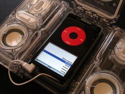 Review: Atlantic Ego / Ez'ech Music Showcase Waterproof iPod Speaker
