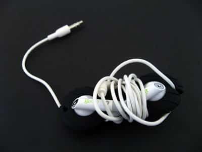 First Look: Gecko Gear Gecko Sidewinder Headphone Cable Wrap