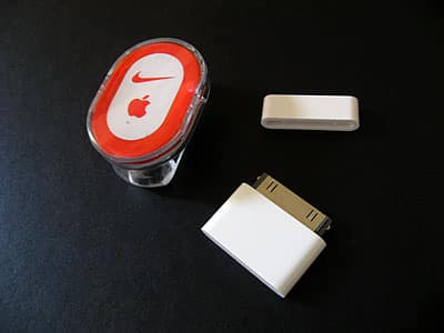 First Look: SwitchEasy RunAway Crystal AnyShoe Adapter for iPod Sports Kit