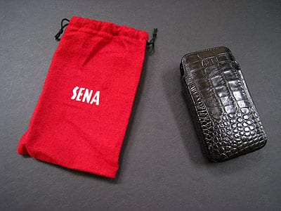 Review: Sena Cases Elega Pouch for Apple iPhone/3G