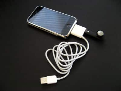 Review: Apple iPhone Bluetooth Travel Cable