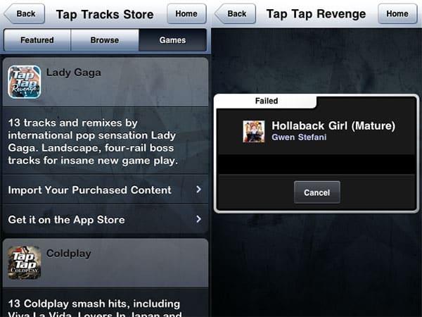 iPhone Gems: BombLink, Rock Band + Tap Tap Revenge 3