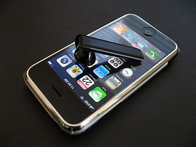 Review: Apple iPhone Bluetooth Headset