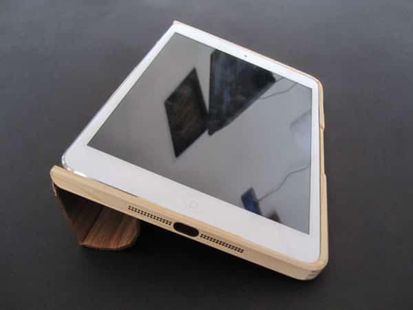 Review: Grovemade Bamboo iPad Case for iPad mini