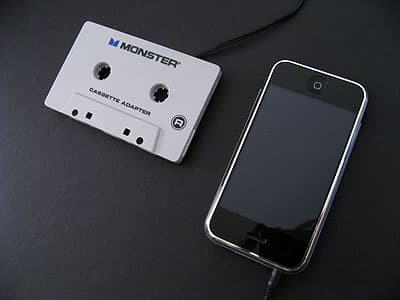 Review: Monster iCarPlay Cassette Adapter for iPod/iPhone