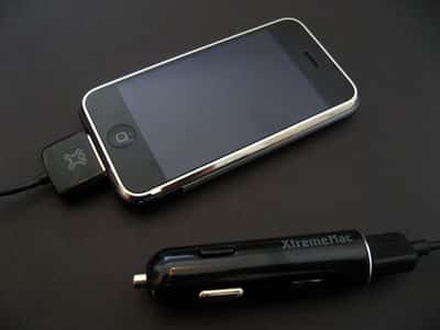 Review: XtremeMac InCharge Auto Car Charger for iPhone and iPods