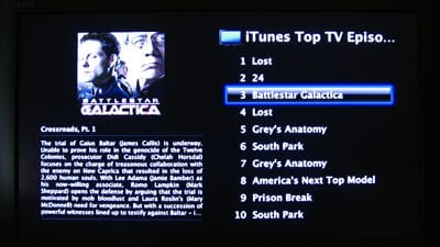 Review: Apple TV (40GB/160GB)