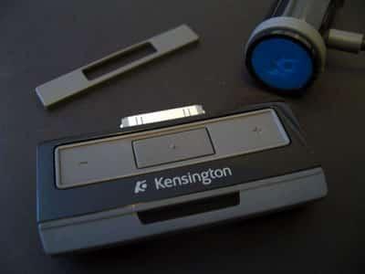 Review: Kensington QuickSeek FM Transmitter for iPod
