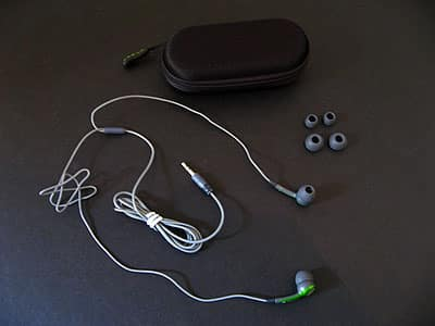 First Look: ifrogz Earpollution D-33 Noise Isolating Ear Buds