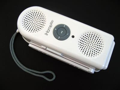 First Look: iHome iH20 Hidro-Fi Water-Resistant Shower Speaker System