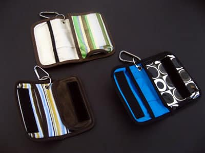 Review: Skymate Designer Series Cases for iPod 5G and nano 2G