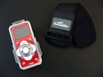Review: H2O Audio Outdoor Case for iPod nano (1st and 2nd Gen)