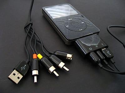 First Look: SendStation PocketDock AV All-in-One iPod Video Kit