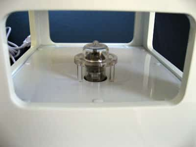 Review: GINI Systems iTube Vacuum Tube 2.1 Audio System and iConec iPod Dock