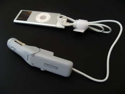 Review: SendStation smartCharge iPod Car Charger (2007)