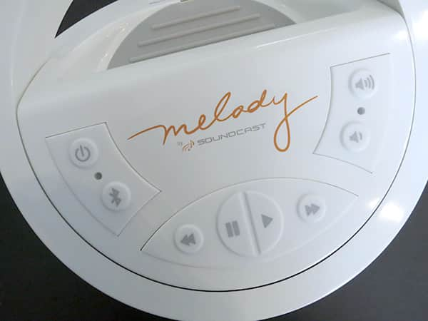 Review: Soundcast Melody Outdoor Bluetooth Speaker System