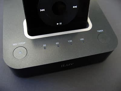 First Look: iLuv i182 Home Video Recorder for Your iPod and PSP
