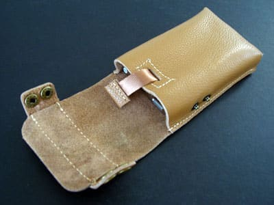 Review: ifrogz Rana Italian Leather Cases