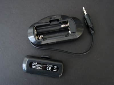 First Look: Logic3 Universal FM Transmitter for use with iPod