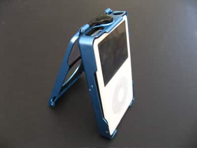 Review: Core Cases Aluminum Swivel Case for 5G iPod