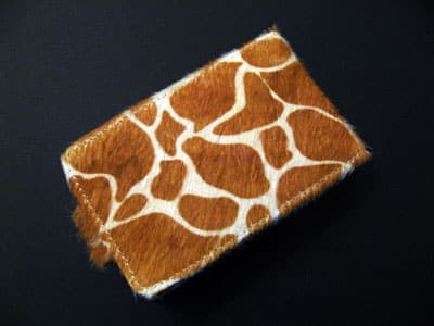 Review: ifrogz Exotics Animal Skin iPod Cases