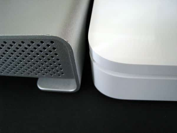 Time Capsule vs. Apple + G-Tech devices, in photos [updated x2]
