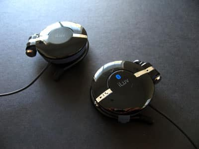 First Look: iLuv i202 Stereo Ear Clips with Bluetooth Wireless Technology