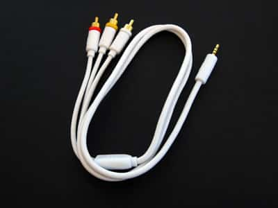Review: Gecko Gear iPod Audio and Video Cable