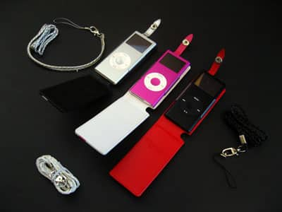 Review: Capdase Belt Leather Case for iPod nano 2nd Generation