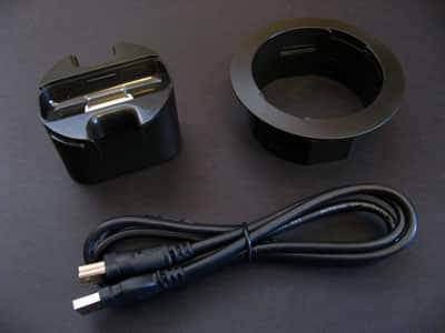 First Look: Belkin In-Desk Dock for iPod