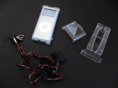 First Look: Capdase Soft Armor for iPod nano 2nd Generation