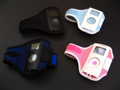 First Look: Capdase Sport Armband for iPod nano 2nd Generation