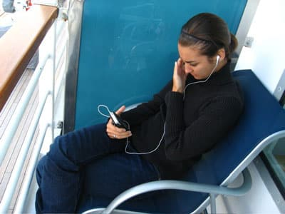 The iPod Cruise, in Brief
