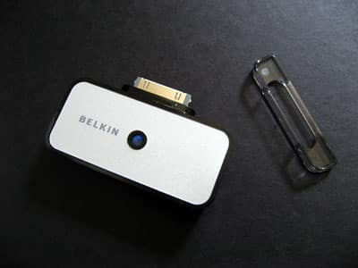Review: Belkin TuneStage 2 for iPod Wireless Music for Your Home Stereo