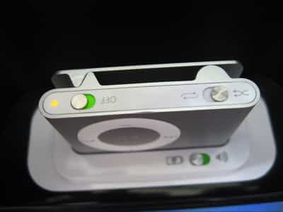 Review: Griffin Technology Dock Adapter for iPod shuffle