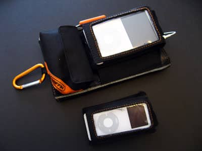 First Look: Griffin Courier for iPod