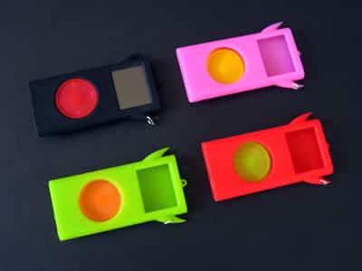 Review: Boomwave Podstar Diablo Spectrum for 2nd Generation iPod nano