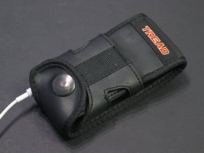 Review: Better Energy Systems Tread Flip Recycled Rubber Case for iPod nano
