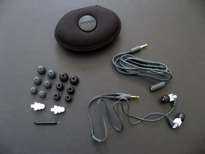 Review: Shure SE210 Sound Isolating Earphones