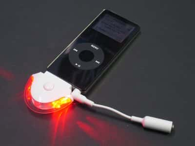 Review: LUMi Ventures Flasher for iPod