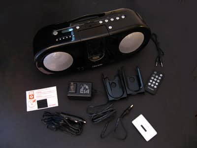 Review: iHome iH31 iHome2Go Portable System for iPod